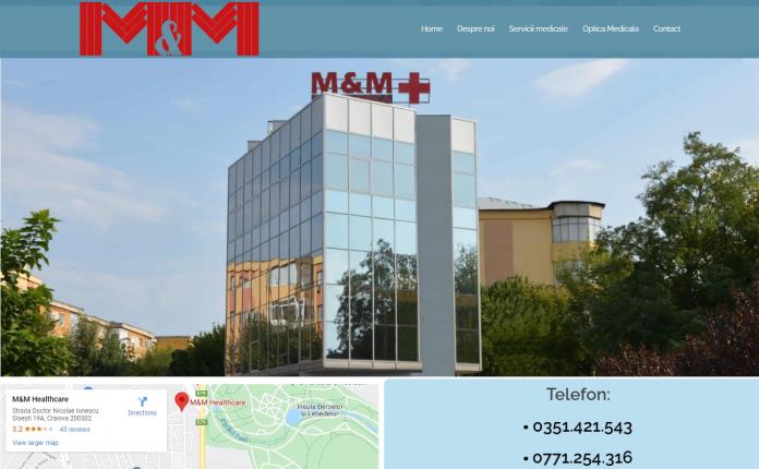 M&M Medical din Craiova