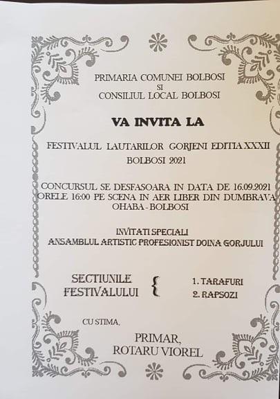 festivalul lautarilor de la ohaba 2021