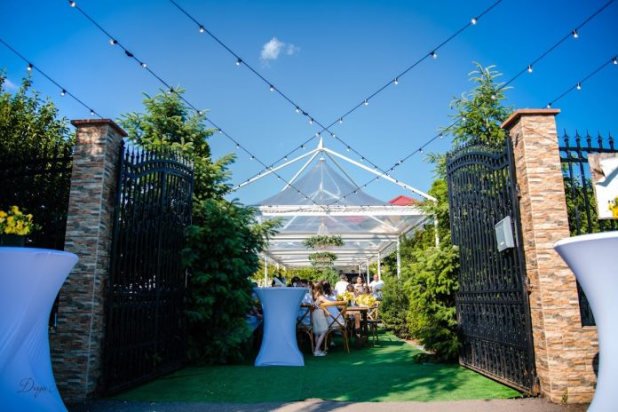 corturi pentru nunta